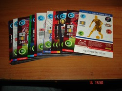Panini kártyák UEFA 2016