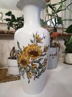 Zsolnay pecs hibatlan vaza 34 cm