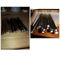 Montblanc eredeti toll gyüjtemény 1960 as évektől. 18 db.