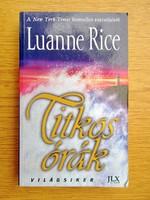 Luanne Rice - Titkos órák