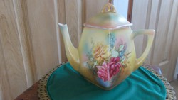 Porcelán tea-kávé kiöntő