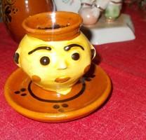 Majolika Csészike