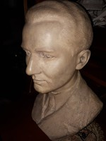 Zsákodi Csiszér János szobor fej