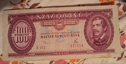 100 Forint 1975.