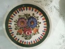 Ausztria jelzett kerámia tányér dísztányér