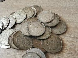 Kossuth ezüst 5 Ft 12 gramm 0,500 darabár 200 darab