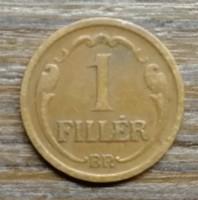 1 Fillér 1934 BP.