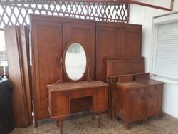7 db Antik Háló Bútor  !!!
