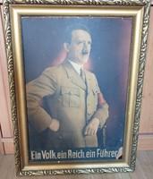 Adolf Hitler propaganda kép