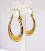 Arany karika fülbevaló (ZAL-Au69900)