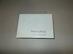 Varietas Delectat.Latin mondások
