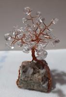 Hegyikristály szerencsehozó kőfa