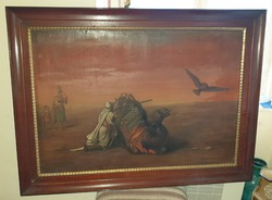 Nagyméretű festmény 136x101
