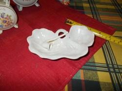 Különleges szép porcelán hamutál.