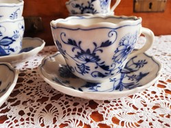 Meisseni teás készlet