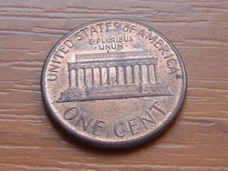 USA 1 CENT 1986