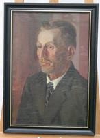 Férfi portré jelzés nélkül