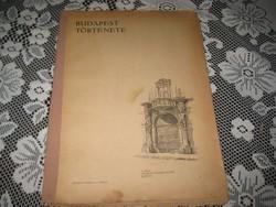 BUDAPEST  Története  1913 .  régi történetek ,szép korabeli fotók  a régi Bp. ről naptárral a végén