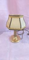 Asztali lámpa, antik, működik