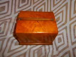 Diógyökér borítással antik fa cigaretta kínàlo