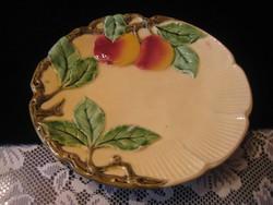 Körmöcbányai   fali tányér   262   mm 827  sz.  egy piciny hajszál repedéssel