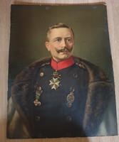 II. Vilmos német császár kép