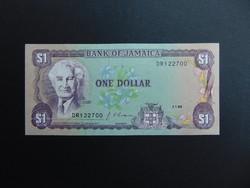 1 dollár 1990 Jamaica