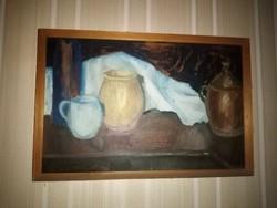Csendélet festmény