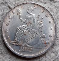 USA érme MÁSOLAT 1872.