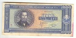 1000 lei 1950 Románia