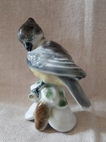 Antik Gerold porcelán cinege 1937 - 1949