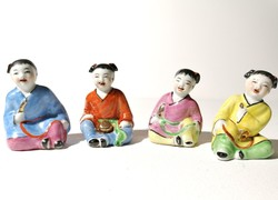 Keleti porcelán gyűjtemény ritka sérülésmentes darabok! (212)