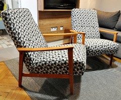 Rugós fotel (19.500/db)