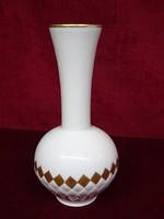 Schumann Arzbero Bavaria német porcelán váza, 22 cm magas.