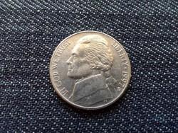 USA 5 Cent Jefferson nikkel 1997 D / id 15490/