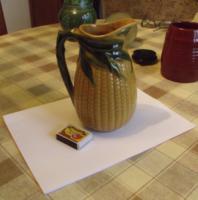 Kukorica Mintás Kanna / Kancsó / Kiöntő