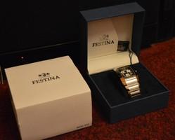 FESTINA F16129 - 5 férfi chronograph karóra, 37 mm tok szélesség