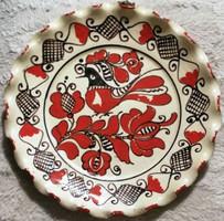 Katona Mihály: Madárkás tányér