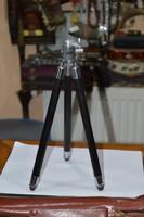 Régi fényképezőgép állvány