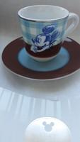 Walt Disney porcelán kávés készlet