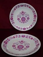 Alföldi porcelán süteményes tányér (falitányér), 19 cm átmérővel.