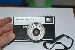 Régi smena fényképezőgép