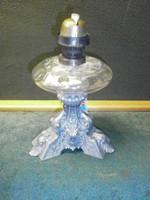 S24 szecessziós petróleum lámpa.