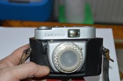 Régi beirette fényképezőgép