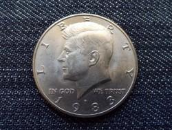 USA Kennedy half dollar 1/2 Dollár 1983 D / id 15454/