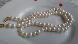 Édesvízi tenyésztett gyöngy nyaklánc