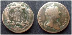 Ausztria Mária Terézia (1740-1780) 1 Krajcár 1760 W / id 1415/