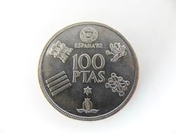 100 peseta 1980 Spanyolország