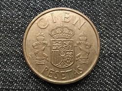 """Spanyolország I. János Károly (1975-2014) 100 """"CIEN"""" Peseta 1983 / id 15854/"""