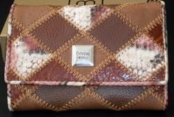 Bőrpénztárca